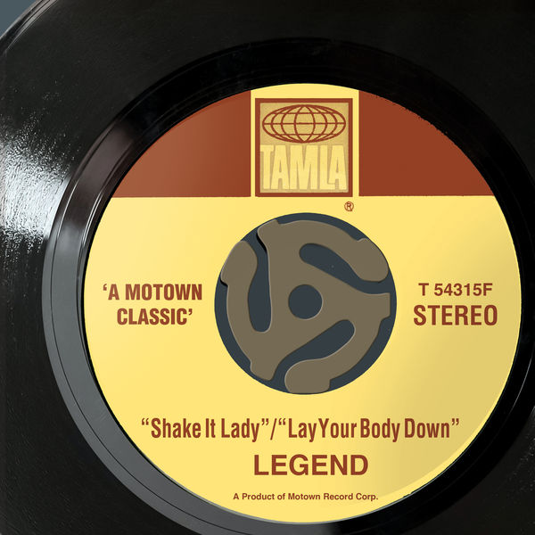 Legend - Shake It Lady/Lay Your Body Down