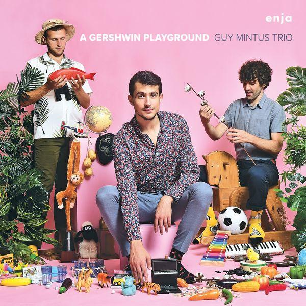Guy Mintus Trio - A Gershwin Playground