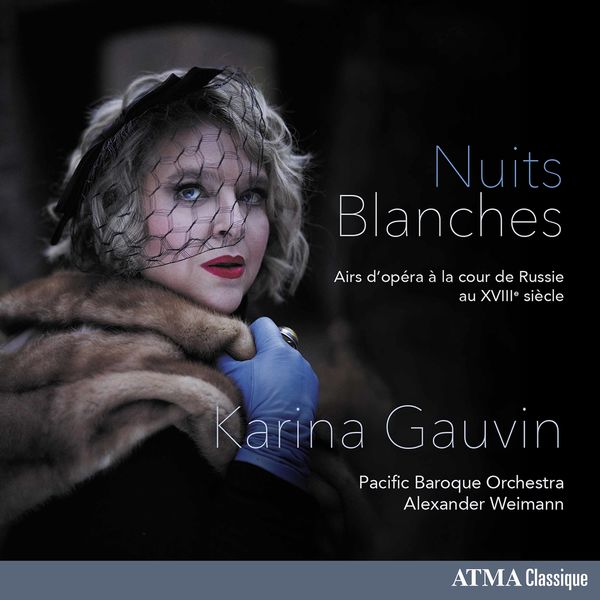Album Nuits blanches: Opera Arias at the Russian Court of the 18th ...
