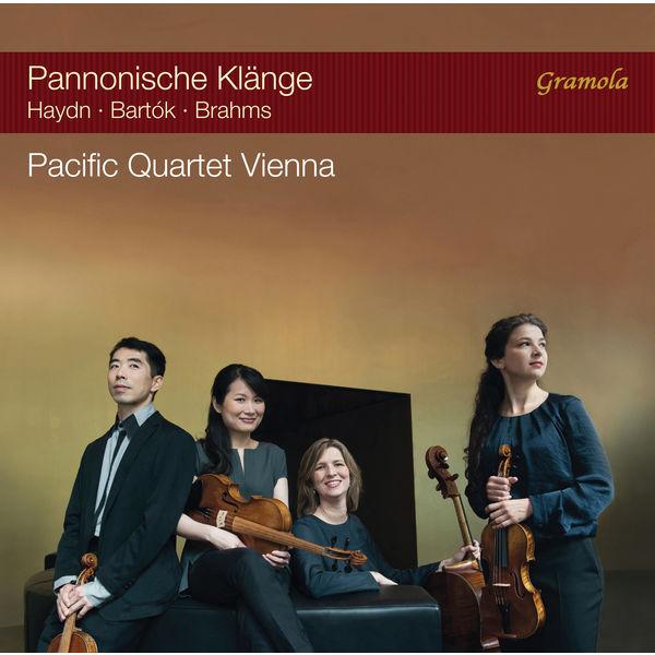 Pacific Quartet Vienna - Sounds of Pannonia