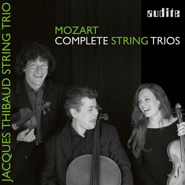 Jacques Thibaud String Trio - Mozart: 'Fuga' from from Preludes and Fugues, K. 404a: No. 6 (After W.F.Bach's F 31 No. 8)