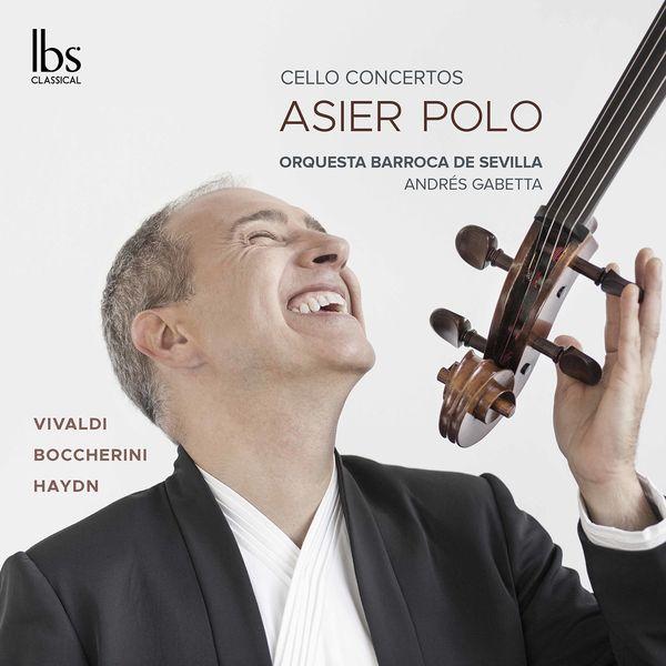 Asier Polo - Boccherini, Vivaldi & Haydn: Cello Concertos