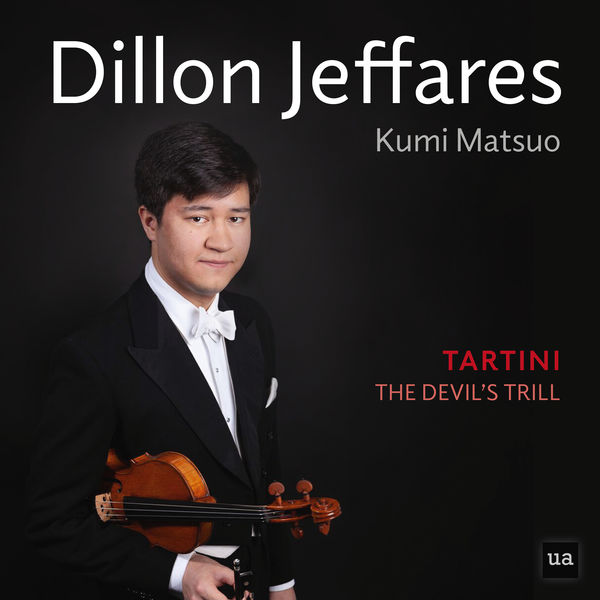 Dillon Jeffares - Tartini: the Devil's Trill