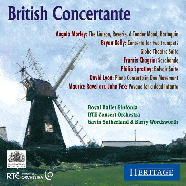 Gavin Sutherland - British Concertante