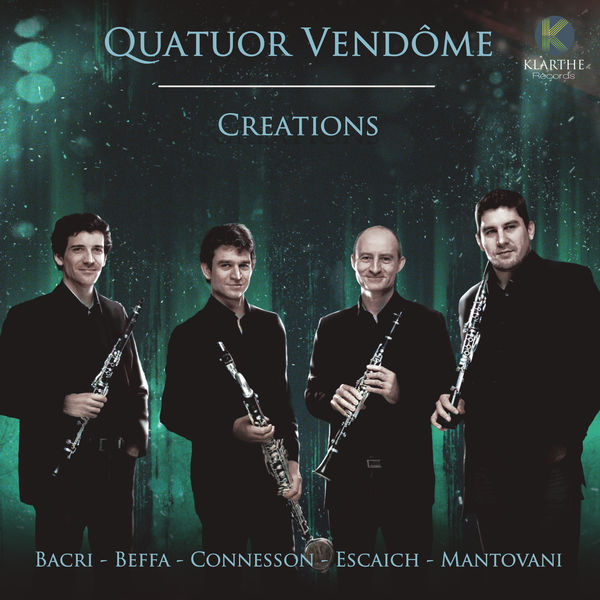 Quatuor Vendôme - Creations