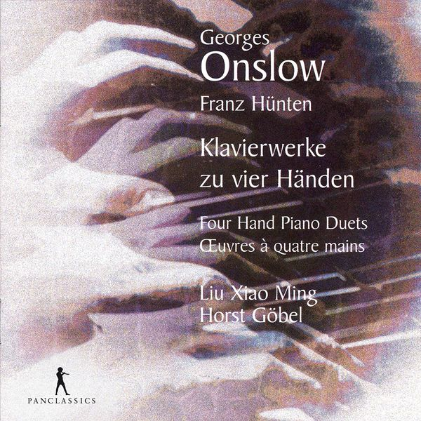 Liu Xiao Ming - Onslow: Works for Piano 4-Hands