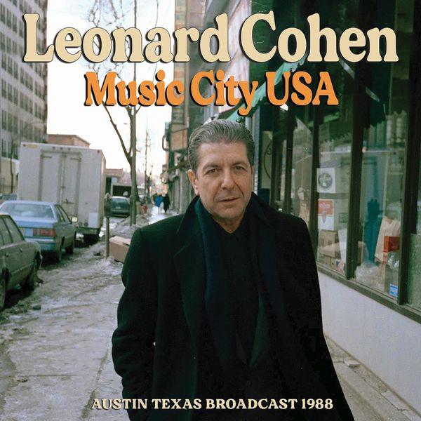 Leonard Cohen - Music City USA
