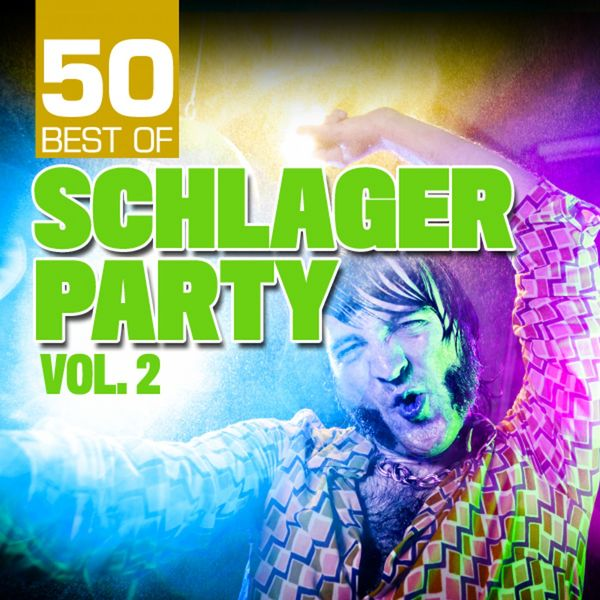 Various Artists - 50 Best of Schlager Party, Vol. 2