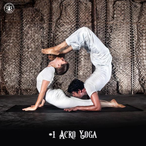 Namaste Healing Yoga - # 1 Acro Yoga