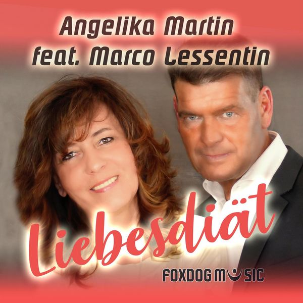 Angelika Martin - Liebesdiät (feat. Marco Lessentin)