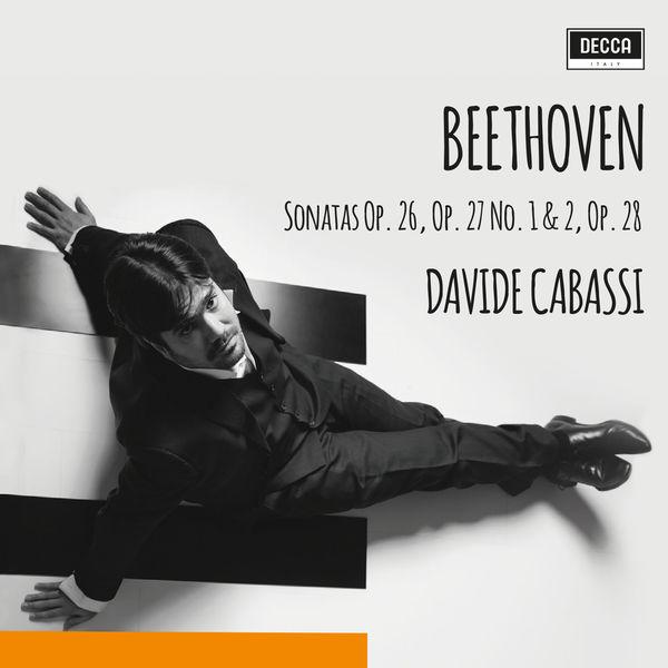 Davide Cabassi - Beethoven: Sonatas Op. 26, 27 Nos 1 & 2, 28
