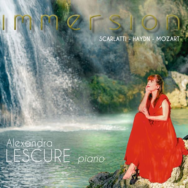 Alexandra Lescure - Immersion