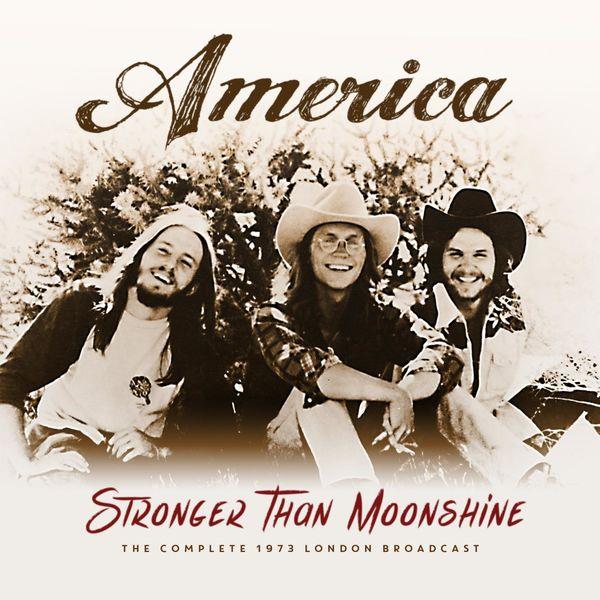 America Stronger Than Moonshine  (Live 1973)