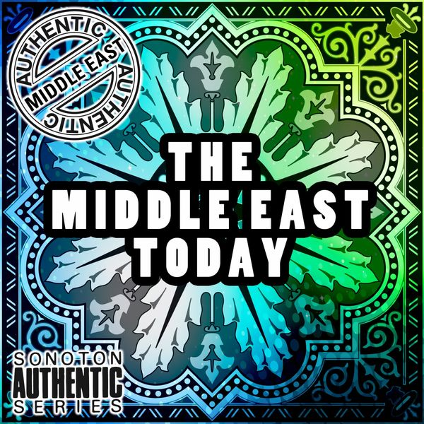 Jad Mhanna - The Middle East Today