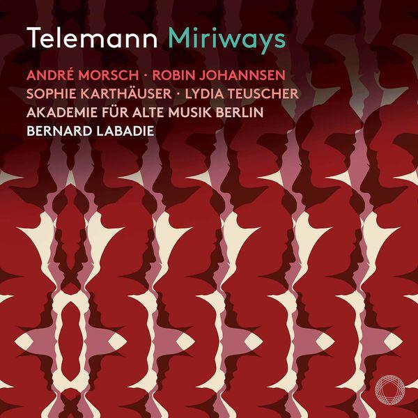 Akademie für Alte Musik Berlin - Telemann: Miriways, TWV 21:24 (Live)