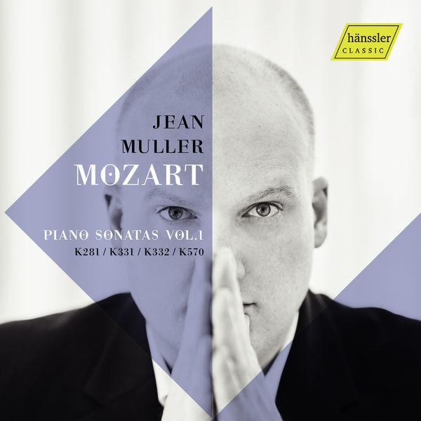 Jean Muller - Mozart: Complete Piano Sonatas, Vol. 1