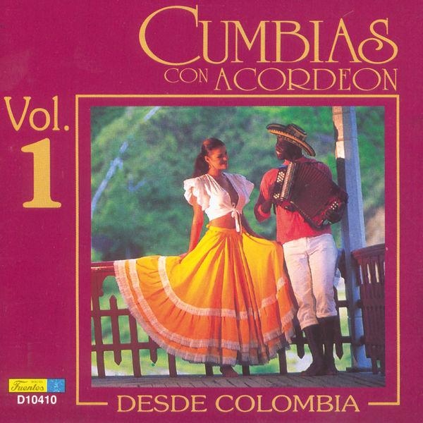 Various Artists - Cumbias Con Acordeón Desde Colombia, Vol. 1