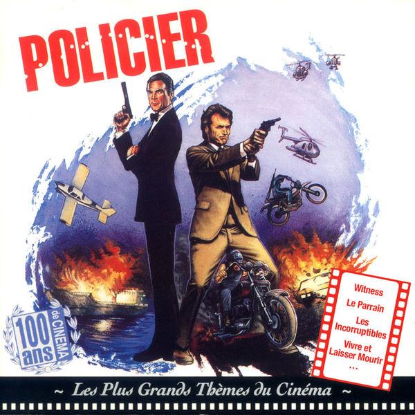 The City of Prague Philharmonic Les plus grands thèmes du cinéma: Policier