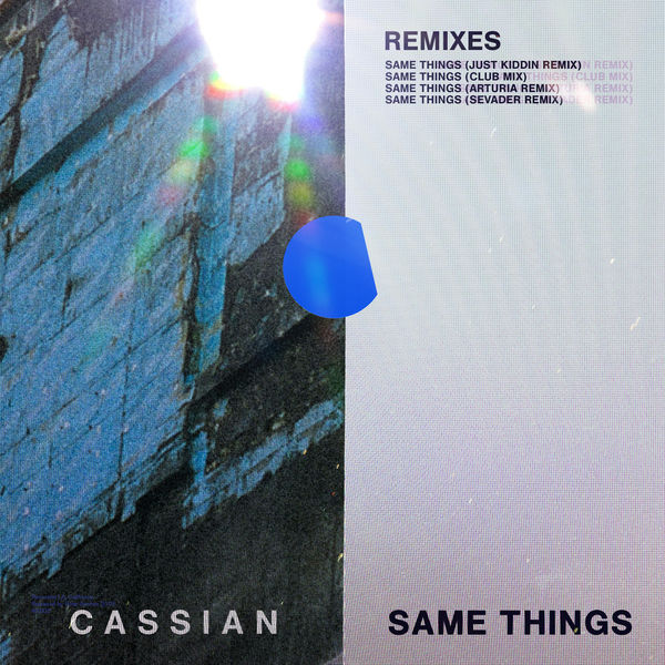 Cassian - Same Things (feat. Gabrielle Current) [Remixes]