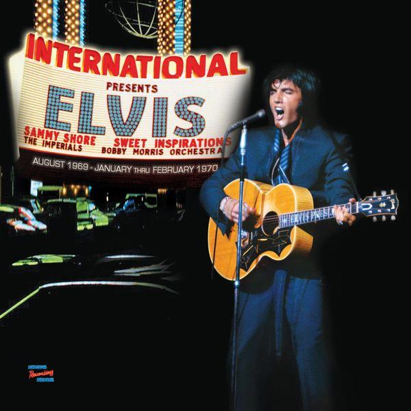 Elvis Presley Las Vegas International Presents Elvis (The First Engagements 1969-70)