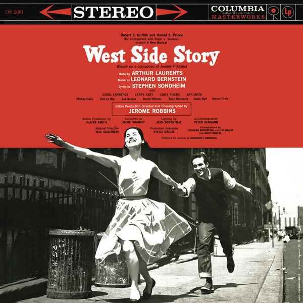 Original Broadway Cast of West Side Story - West Side Story Original Broadway Cast