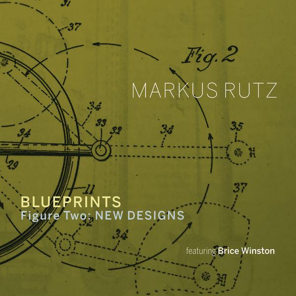 Markus Rutz - Blueprints - Figure Two: New Designs