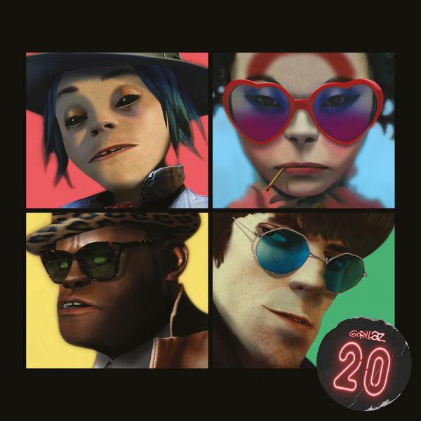 Gorillaz - Humanz (Gorillaz 20 Mix)