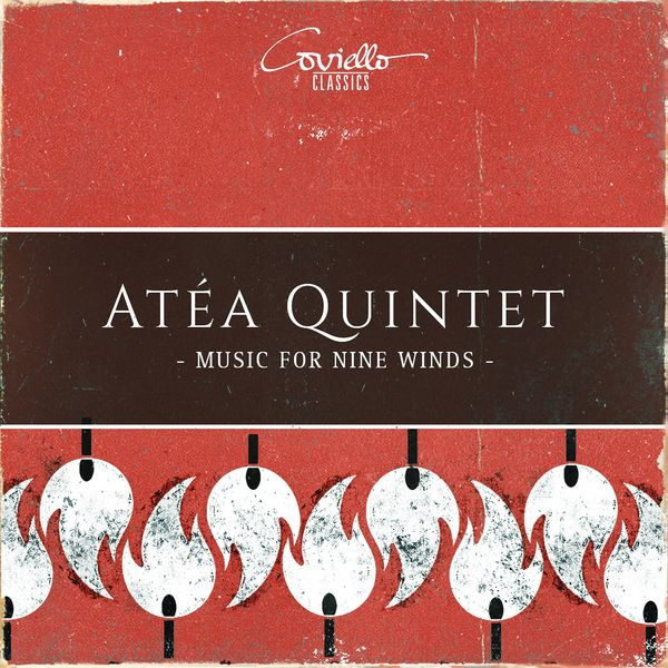 Atéa Quintet - Music for Nine Winds