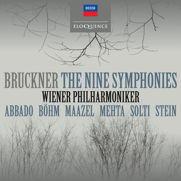 Wiener Philharmonic Orchestra - Bruckner : The Nine Symphonies