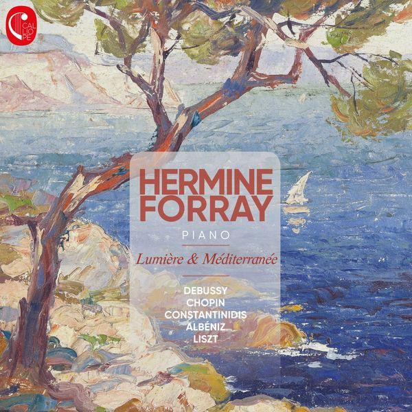 Hermine Forray - Lumière et Méditerranée