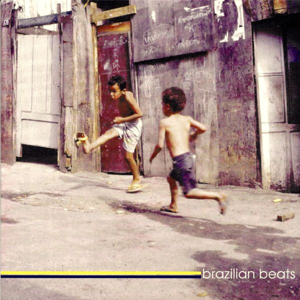 Various Artists - Brazilian Beats 1 (Mr Bongo presents)