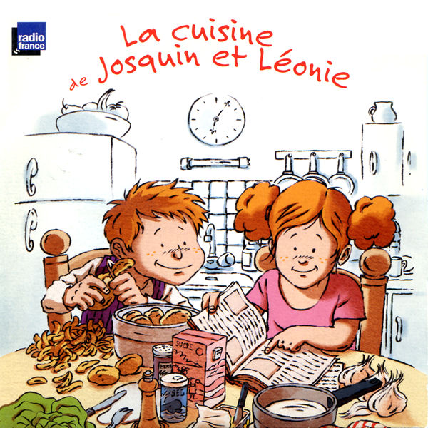 Various Artists - La cuisine de Josquin et Léonie