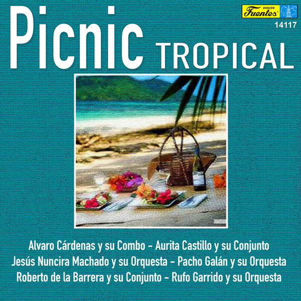 Various Artists - Picnic Tropical 1