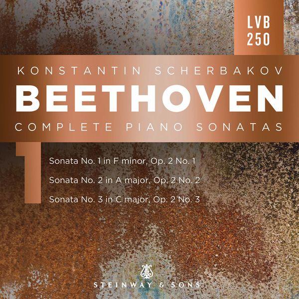 Konstantin Scherbakov - Beethoven: Complete Piano Sonatas, Vol. 1