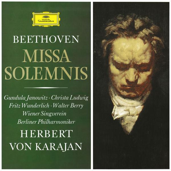 Herbert von Karajan - Beethoven : Missa Solemnis, Op.123