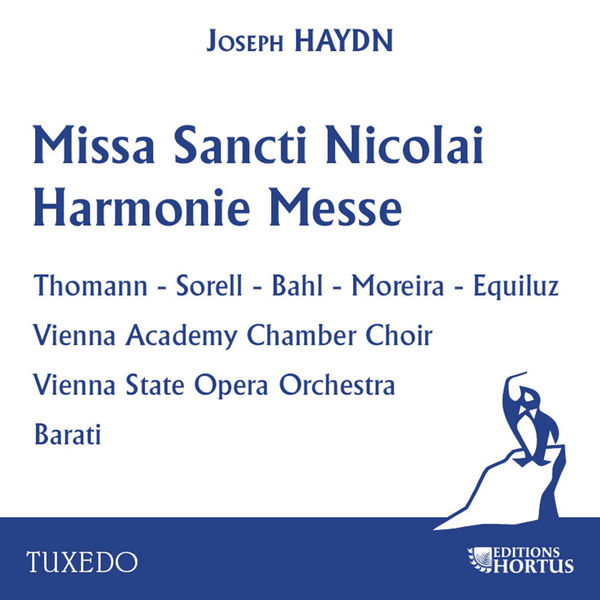 THE TEARDROP EXPLODES - Haydn: Missa Sancti Nicolai / Harmonie Messe
