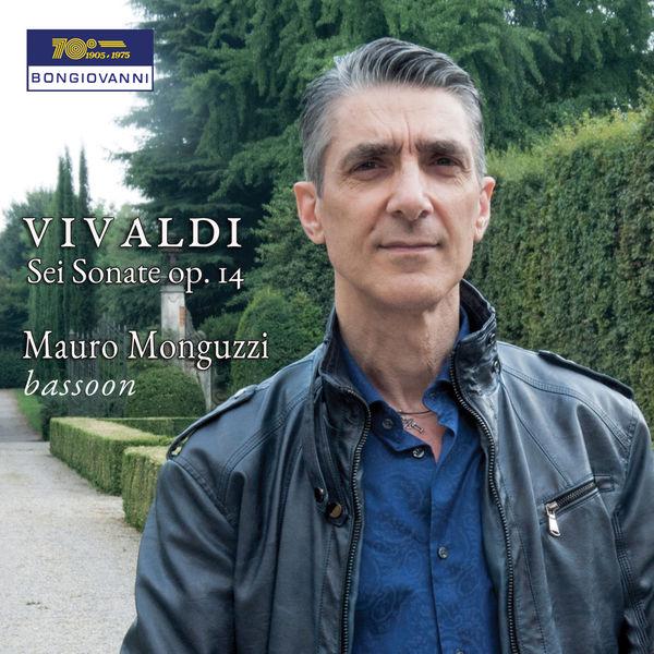 Mauro Monguzzi - Vivaldi: 6 Sonate, Op. 14