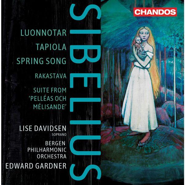 Lise Davidsen - Sibelius: Luonnotar, Op. 70 & Other Orchestral Works