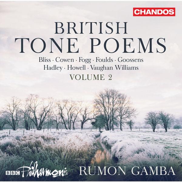Rumon Gamba - British Tone Poems, Vol. 2