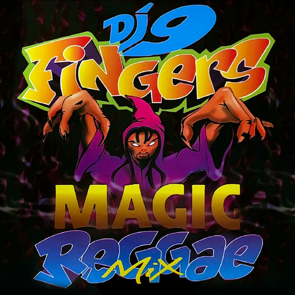 DJ 9 Fingers - Magic Reggae Mix