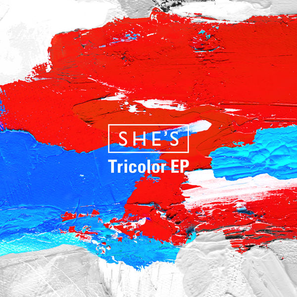 She's - Tricolor - EP