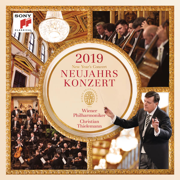 Christian Thielemann - Neujahrskonzert 2019 / New Year's Concert 2019 / Concert du Nouvel An 2019