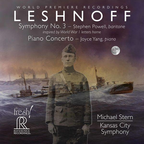 Joyce Yang - Jonathan Leshnoff: Symphony No. 3 & Piano Concerto (Live)