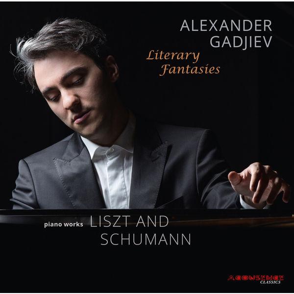 Alexander Gadjiev - Literary Fantasies