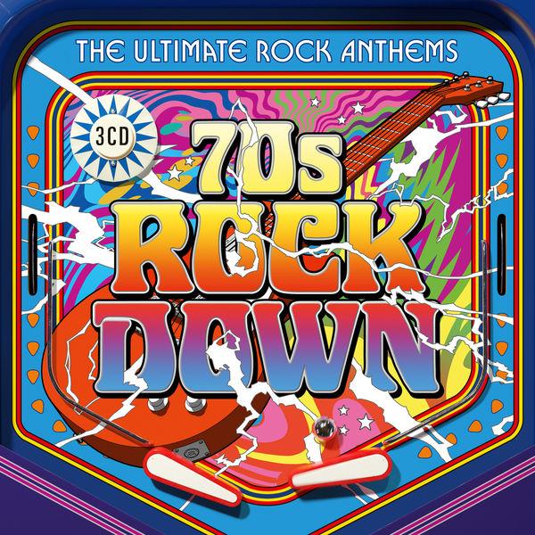 Various Artists - 70's Rock Down