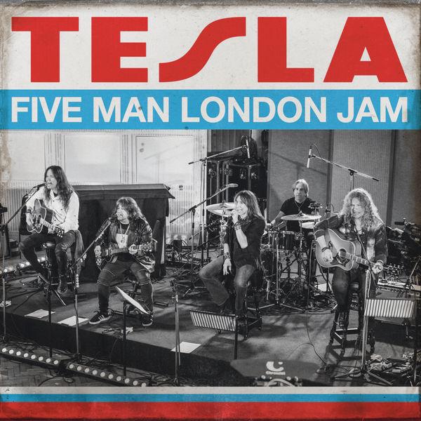 Tesla (Band) - Five Man London Jam