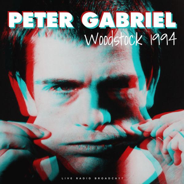Peter Gabriel - Live at Woodstock 1994