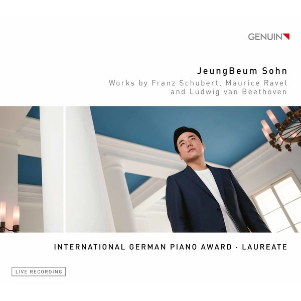 Jeung Beum Sohn - Schubert, Beethoven & Ravel: Piano Works (Live)