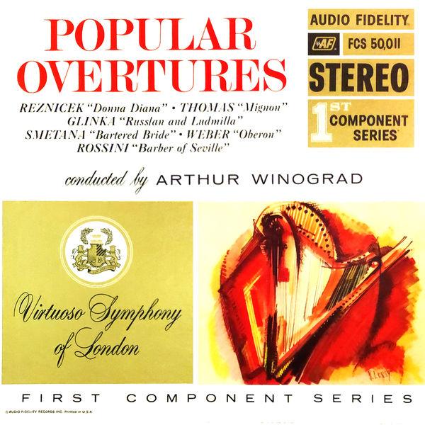 Virtuoso Symphony of London - Popular Overtures