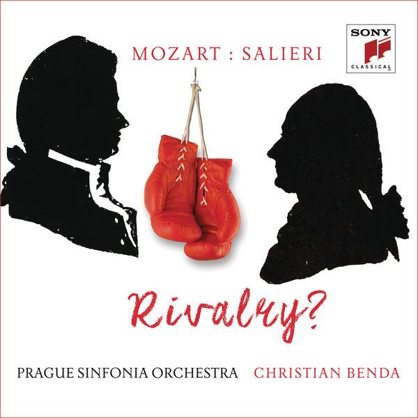 Prague Sinfonia Orchestra - Mozart versus Salieri